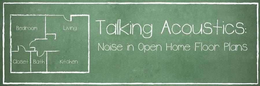 Open Home Floor Plans Banner