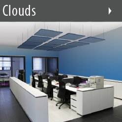 Ceiling Clouds Baffles Amp Tiles Shop Products