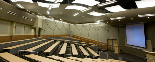 auditorium acoustic solutions