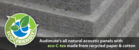 eco-C-tex® Sound Absorption Material