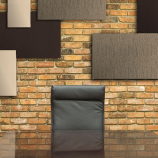Dimensional 3D Acoustic Wall Panesl