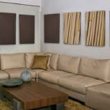 sound absorbing panels and kits