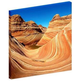 Desert Landscapes Acoustic Image Panels Small Image
