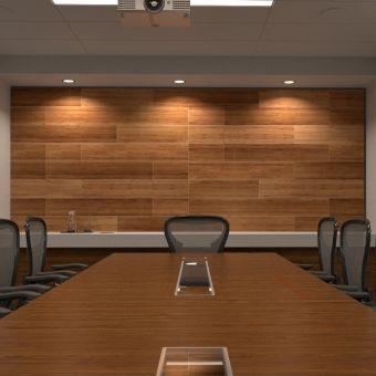 AcoustiWood™ Standard Acoustic Wood Alternative Planks