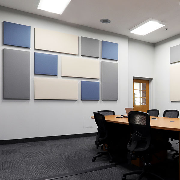Standard Fabric Acoustic Panels