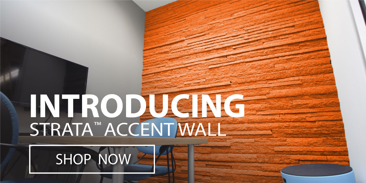 STRATA Accent Wall