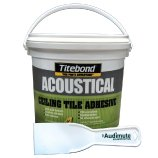 Acoustic Adhesives