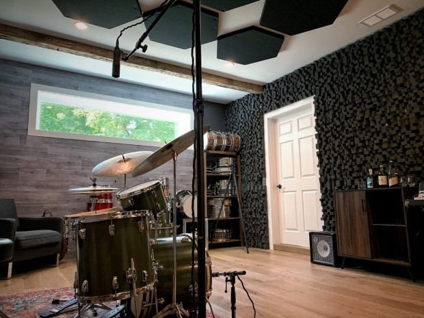 Ways To Soundproof A Drum Room Audimute