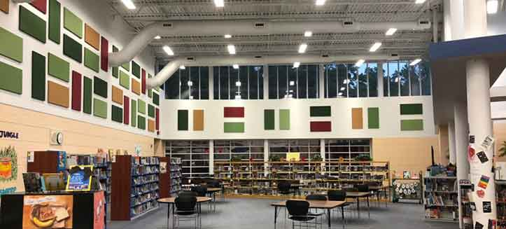 Acoustic Solutions for Commercial & Institutional Spaces