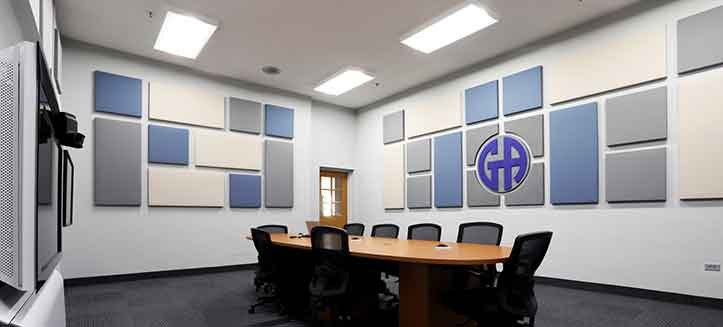 Acoustic Solutions for the Office