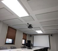 Acoustic Ceiling Tiles for Ceilings